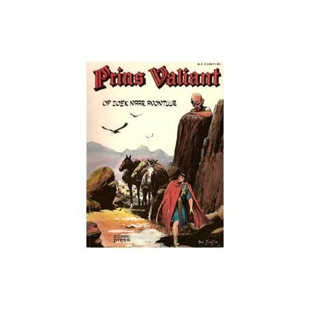 Prins Valiant 05 Op zoek naar avontuur 1e druk 1975