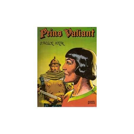 Prins Valiant 06 Angor Wrak 1e druk 1976