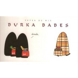 De Wit Burka babes 01 HC