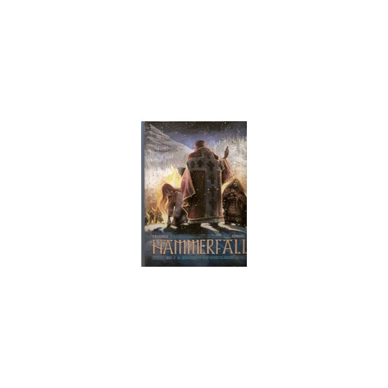 Hammerfall set HC deel 1 t/m 4 1e drukken 2007-2009