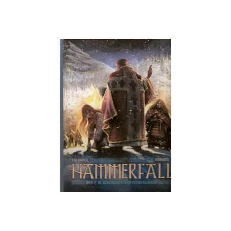 Hammerfall set HC<br>deel 1 t/m 4<br>1e drukken 2007-2009