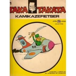 Taka Takata set<br>deel 1 t/m 4<br>1e drukken 1973-1974