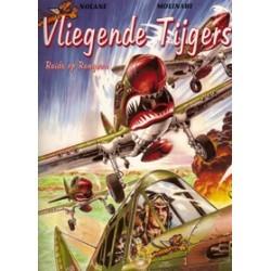 Vliegende Tijgers set<br>deel 1 t/m 5<br>1e drukken 1996-2001