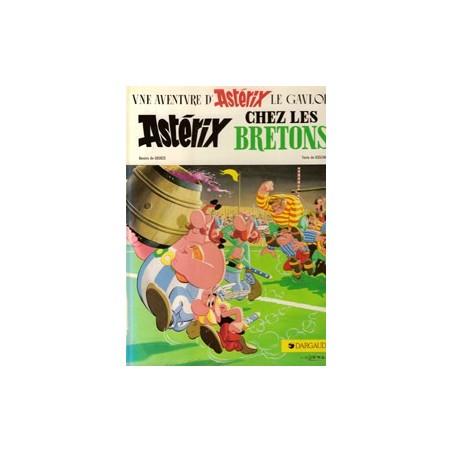 Asterix Taal Frans Chez les Bretons HC