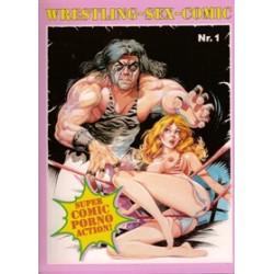 Wrestling-Sex-Comic 01 Duits