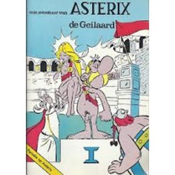 Asterix sexparodie De Geilaard herdruk 1982