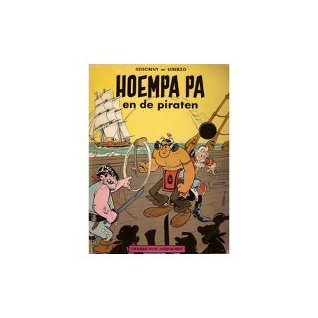 Hoempa Pa en de piraten herdruk Helmond 1973