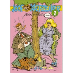 Joop Klepzeiker<br>01 herdruk oorspronkelijk omslag