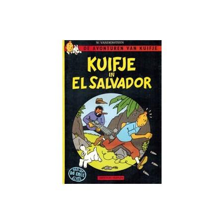Kuifje parodie Kuifje in El Salvador herdruk
