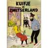 Kuifje parodie Kuifje in Zwitserland 5e versie herdruk 1982