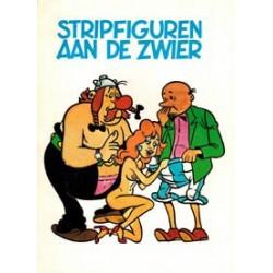 Stripfiguren aan de zwier sexparodie Asterix en Suske & Wiske