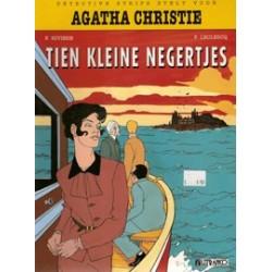 Agatha Christie 04<br>Tien kleine negertjes<br>1e druk 1996