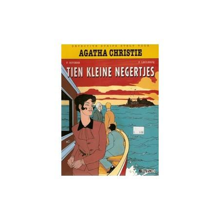Agatha Christie 04 Tien kleine negertjes 1e druk 1996