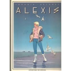Alexis 01 Het onvoorziene 1e druk 1986