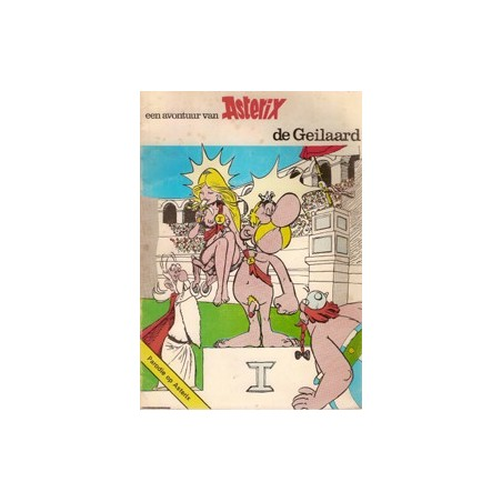 Asterix sexparodie De Geilaard 1e druk 1982