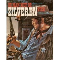 Blueberry 06* De man met de zilveren ster 1e druk 1973