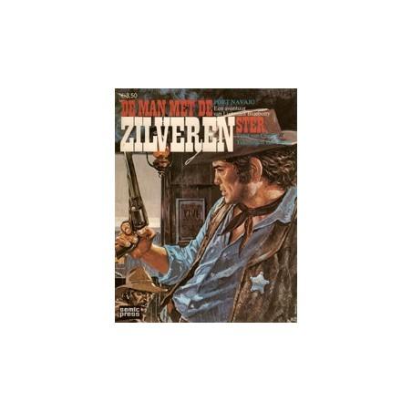 Blueberry 06* De man met de zilveren ster 1e druk Semic 1973