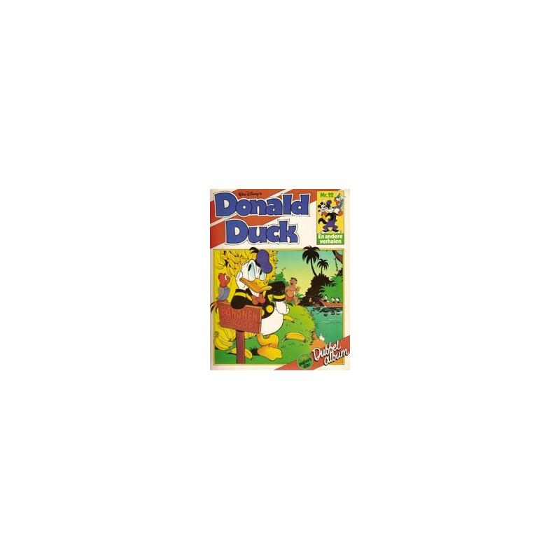 Donald Duck Dubbel album 12% 1e druk 1986