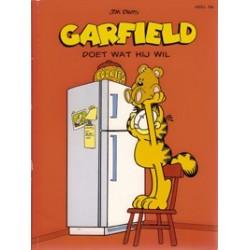 Garfield<br>056 Doet wat hij wil<br>1e druk 1999