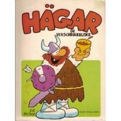 Hagar E01<br>De ergste barbaar sinds Attila de Hun<br>1e druk
