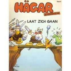 Hagar M06<br>Laat zich gaan<br>1e druk 1985