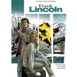 Frank Lincoln set HC deel 1 t/m 5 1e drukken 2012-2013