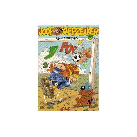 Joop Klepzeiker 05 1e druk 1988