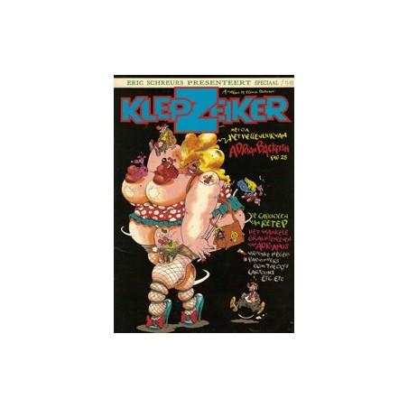 Joop Klepzeiker Special 1e druk 1989