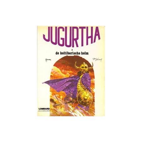 Jugurtha 02 De keltiberische helm 1e druk Helmond 1977