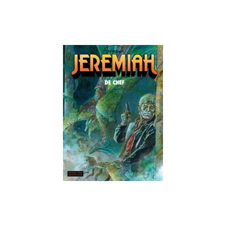 Jeremiah HC 32 De chef 1e druk 2013
