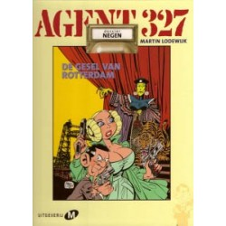 Agent 327 HC 09<br>De gesel van Rotterdam<br>2002