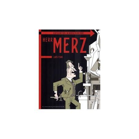 Fiske Herr Merz (over de Dada-kunstenaar Kurt Schwitters)