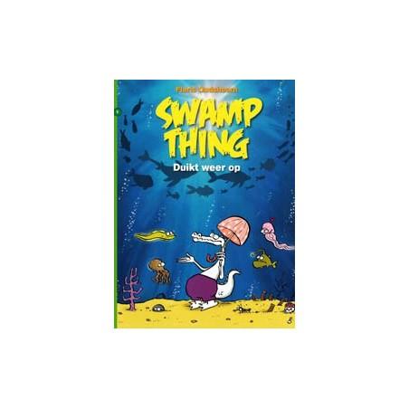 Swamp Thing 05 Duikt weer op