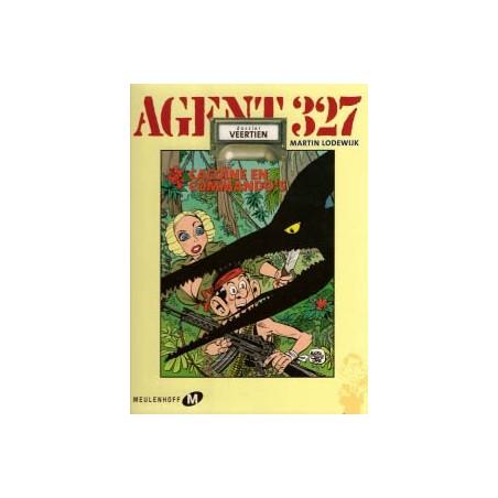 Agent 327 HC 14 Cacoine en commando's 1e druk 2001