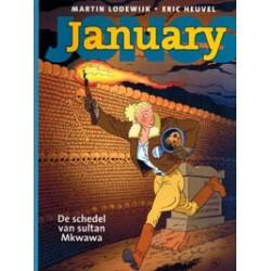 January Jones 02 De schedel van Mkwawa
