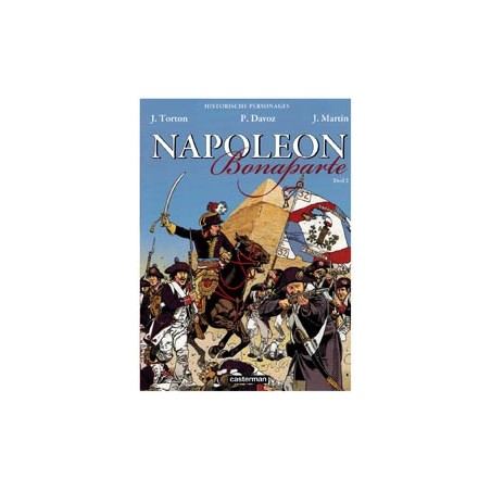 Historische personages 05<br>Napoleon Bonaparte deel 2