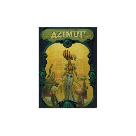 Azimut 01 HC Avonturiers van de verloren tijd