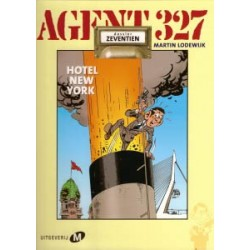 Agent 327 HC 17<br>Hotel New York