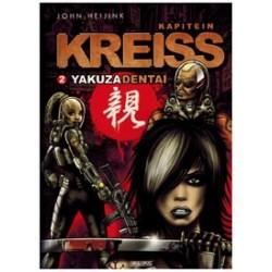 Kapitein Kreiss 02<br>Yakuza dentai