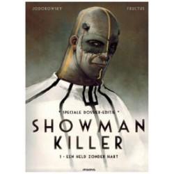 Showman killer 01<br>Een held zonder hart<br>dossier-editie