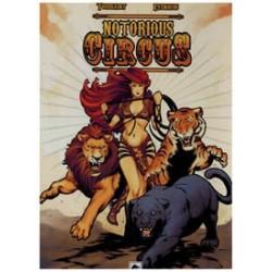Notorious Circus 01 HC<br>Kerzulec