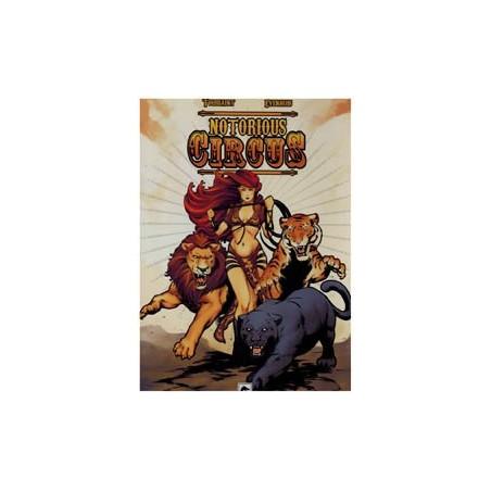 Notorious Circus 01 HC Kerzulec
