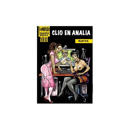 Zwarte reeks  180 Clio & Analia