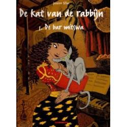 Kat van de rabbijn 01<br>De bar mitswa HC