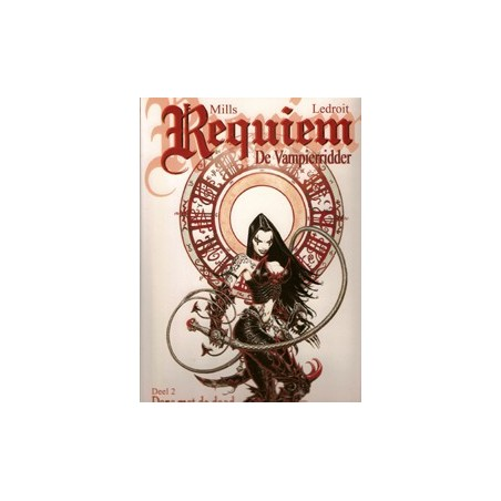 Requiem de vampierridder set deel 1 t/m 11 1e drukken