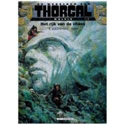Thorgal werelden Wolvin 03 Het rijk van de chaos