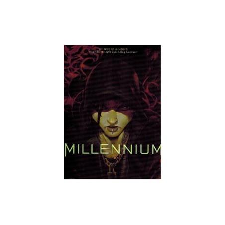 Millennium D01 Mannen die vrouwen haten I (Stieg Larsson)
