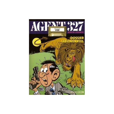Agent 327 04 SC<br>Dossier Leeuwenkuil