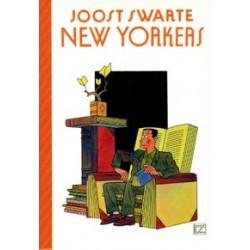 Swarte<br>New Yorkers kaartset<br>12 ansichtkaarten in envelop