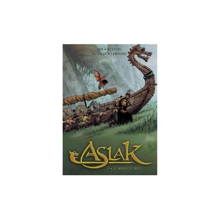 Aslak 02 HC De middelste mast
